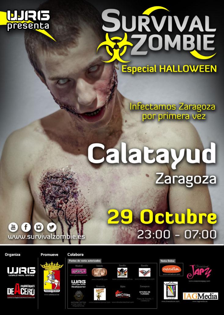 Survival Zombie Calatayud-deaceroproducciones